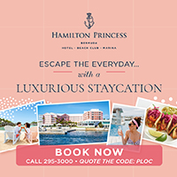 Hamilton Princess Staycation