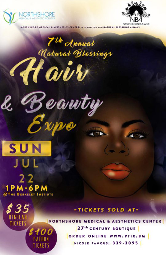 7th Annual Natural Blessing Hair and Beauty Expo