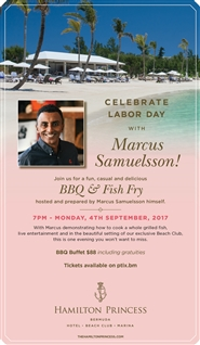 Celebrate Labor Day with Marcus Samuelsson