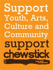 The Chewstick Foundation Donation Page