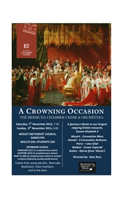 The Bermuda Chamber Choir: A Crowning Occasion