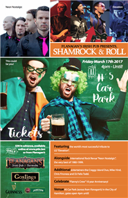 Shamrock and Roll 2017