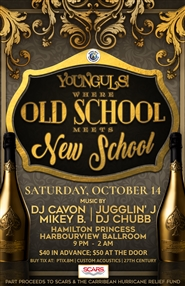 Younguls! Where Old School Meets New School