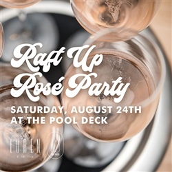 Raft Up Rosé Party 2019