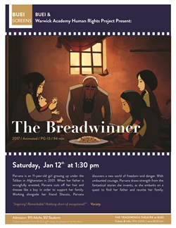 BUEI Screens: The Breadwinner