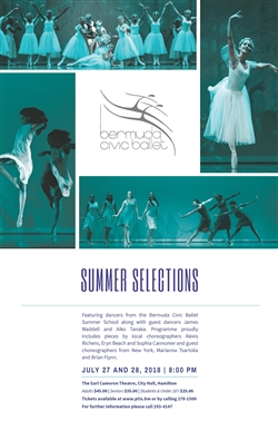 Summer Selections 2018