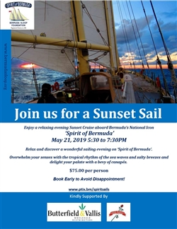Spring Sunset Sail