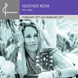 "Heather Nova in ""A Celebration of Women Songwriters - Past, Present and Future"""