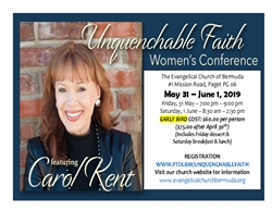 Unquenchable Faith Women's Conference