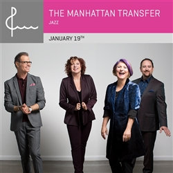 The Manhattan Transfer - Additional Tickets