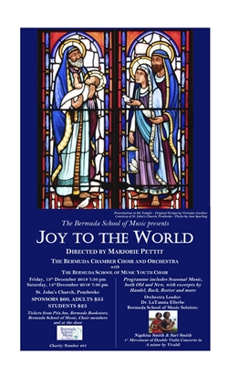 Joy to the World 2019