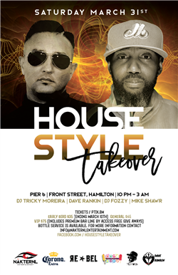 Housestyle Takeover
