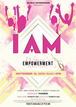 I AM - Women's Empowerment Panel