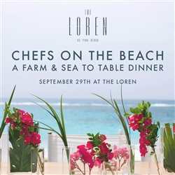 Chefs on the Beach