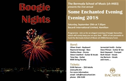 Some Enchanted Evening 2018 – Boogie Nights