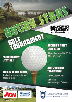 Rugby Stars Golf Tournament