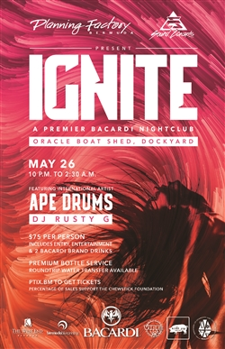 Ignite - A Premier Bacardi Nightclub