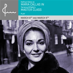 Kathryn Kates as MARIA CALLAS in Terrence McNally's MASTER CLASS