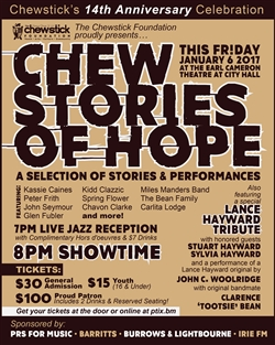 Chew Stories of Hope