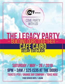 The Legacy Party - Building Ours Together
