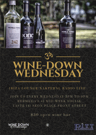 IBIZA LOUNGE | NAKTERNL RADIO LIVE at Wine Down Wednesday