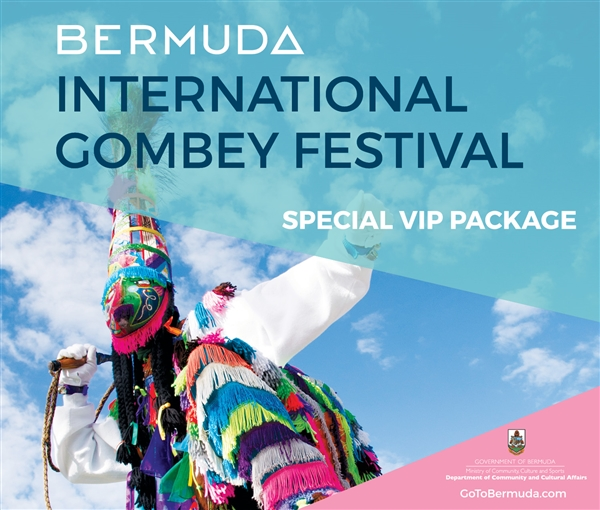 The Bermuda International Gombey Festival