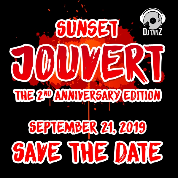 Sunset J'Ouvert: The 2nd Anniversary Edition