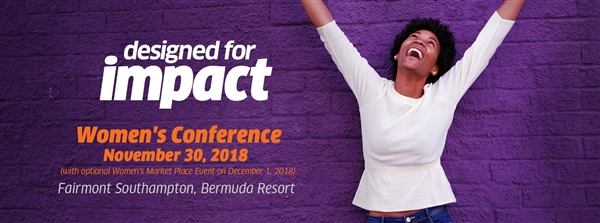 Designed for Impact Women's Conference 2018