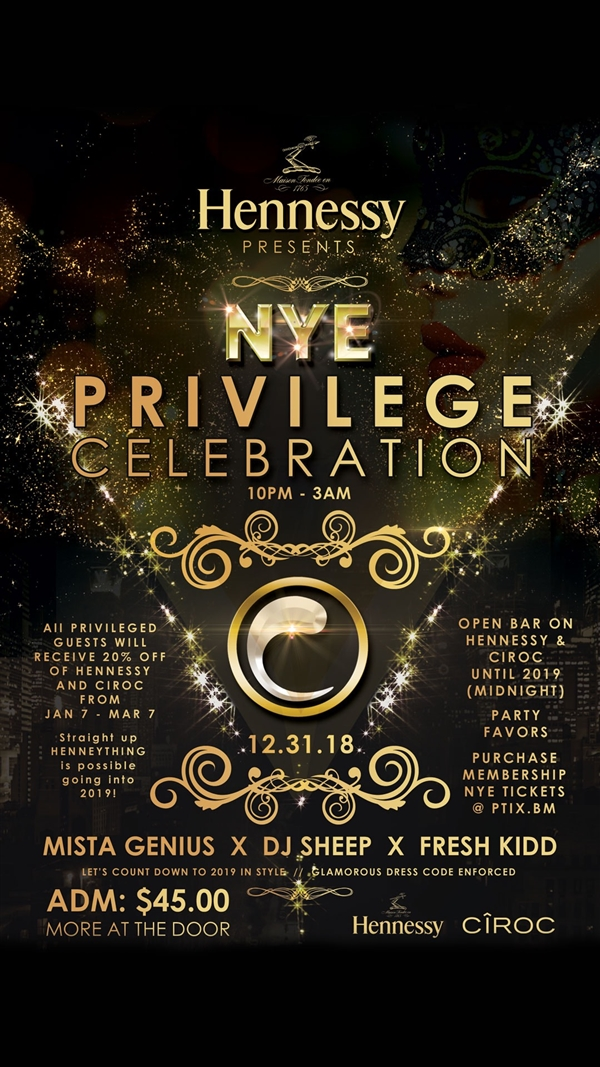 NYE Privilege Celebration