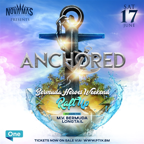 Anchored - Raft Up 2017