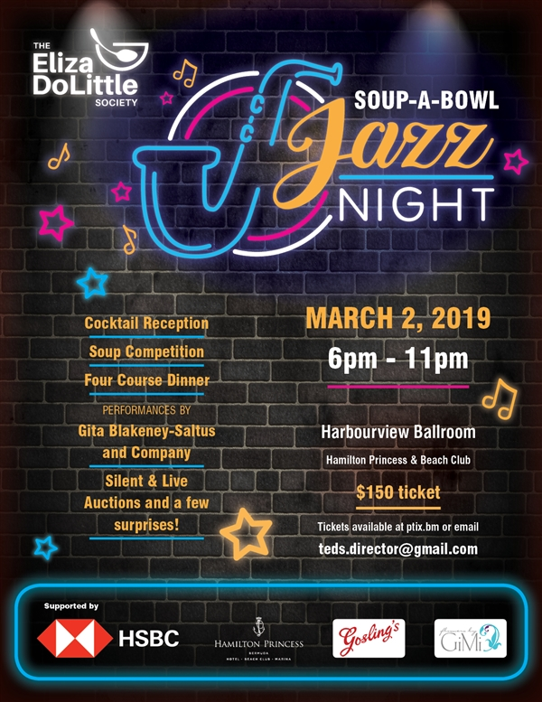 Soup a Bowl & Jazz Night