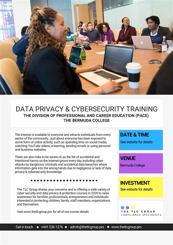 Data Privacy & Cybersecurity Training