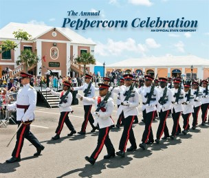 The Bermuda Peppercorn Ceremony – An Official State Ceremony Celebration