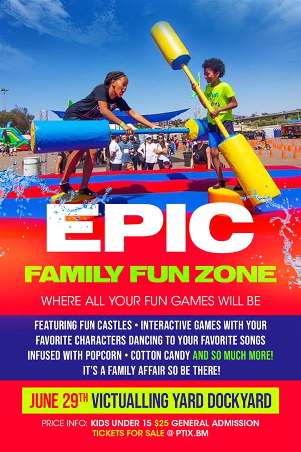 Epic Family Fun Day