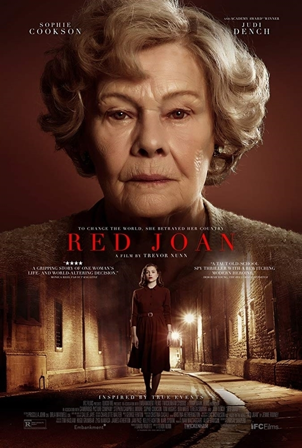 BUEI Screens: Red Joan