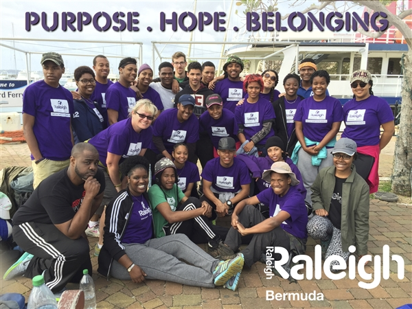 Raleigh Bermuda Donation Page