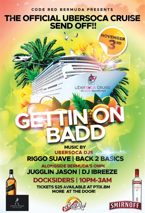 Ubersoca Cruise Send Off