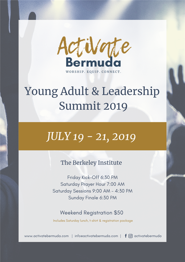 ​Activate Bermuda Young Adult & Leadership Summit