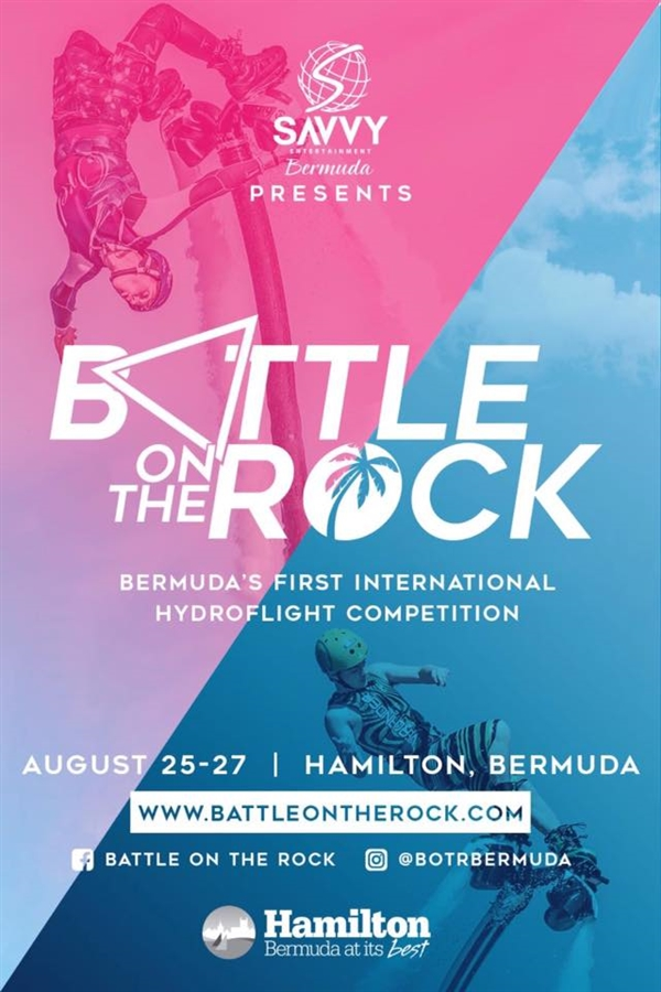 Battle on the Rock 2017
