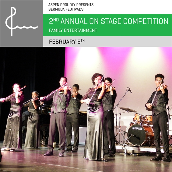 2nd Annual On Stage Competition