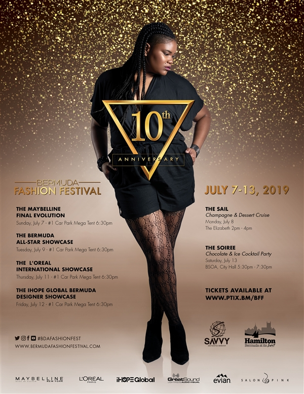 Bermuda Fashion Festival 2019