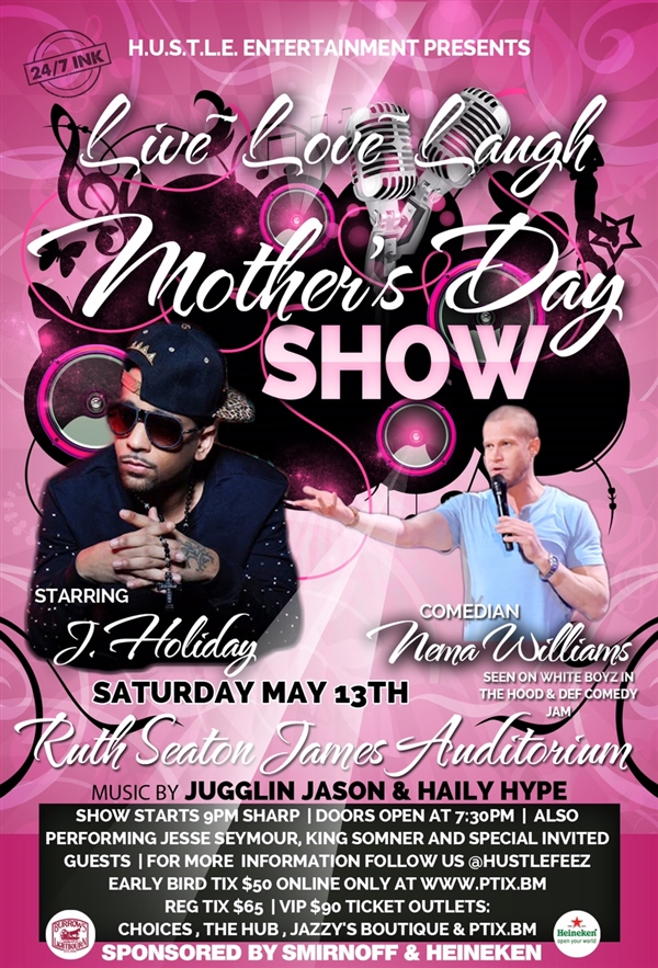 Live Love Laugh Mother's Day Show