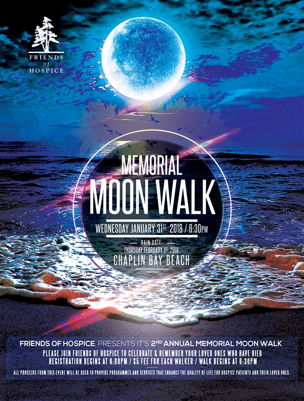 2nd Annual Memorial Moon Walk
