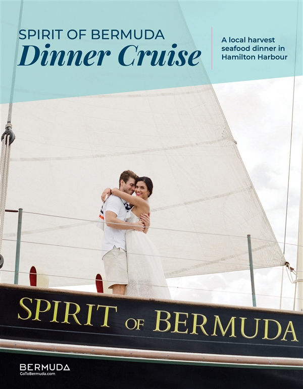 Spirit of Bermuda Dinner Cruise