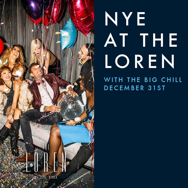 NYE at The Loren 2018