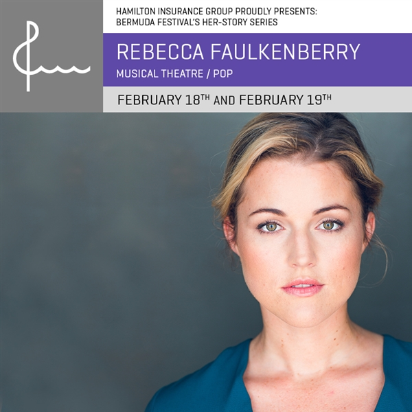 Rebecca Faulkenberry: Well Behaved Women Rarely Make it on Broadway