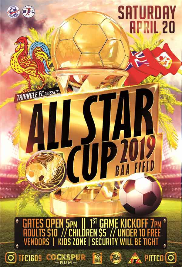All Star Cup 2019