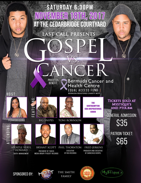 Gospel vs Cancer