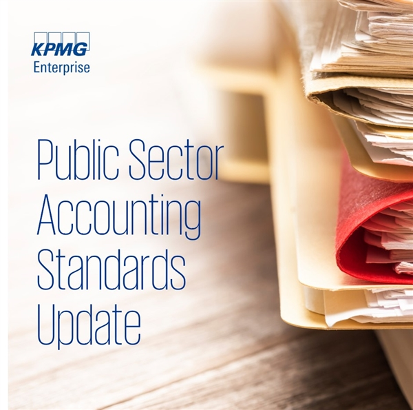 Public Sector Accounting Standards Update
