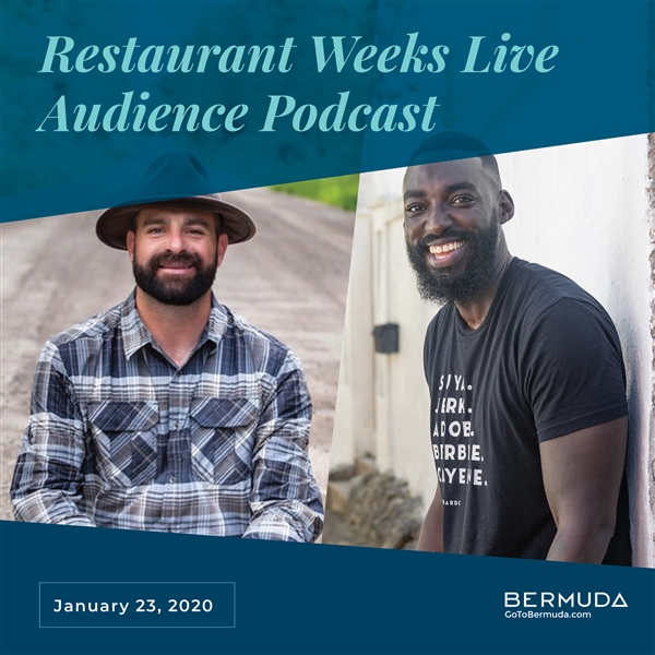 Restaurant Weeks Live Audience Podcast